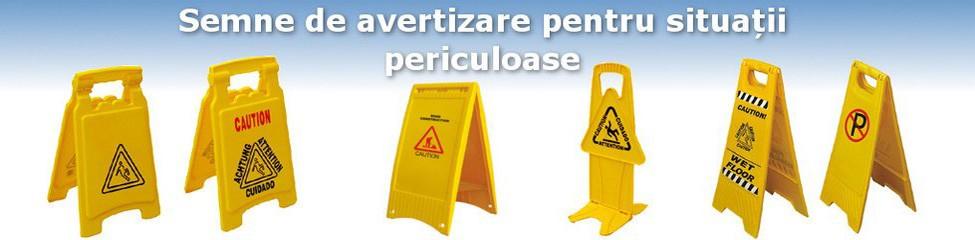 Pentru semnalizare lucrarilor de mentenanță, puteți folosi semnele de avertizare comercializate de noi, ieftine, cu un design modern, impecabil