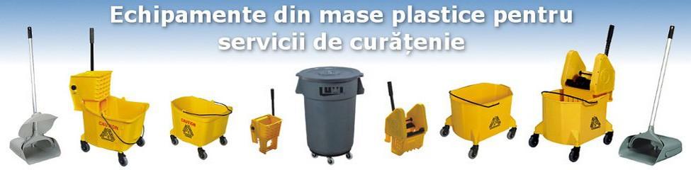 Vindem, la cele mai mici prețuri, echipamente necesare prestării serviciilor de curățenie